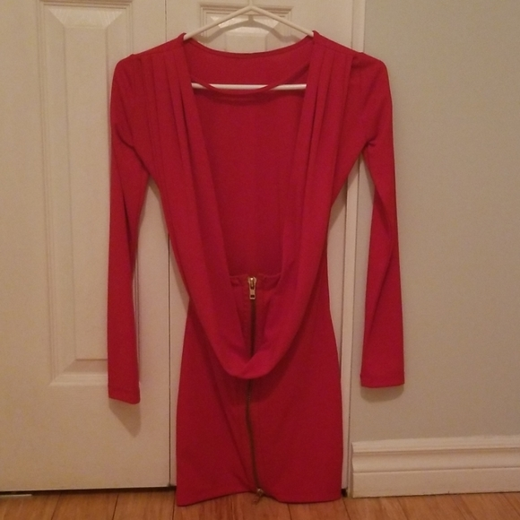 Elegant red dress ❤